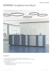 Technical information_DOMINO reception furniture_EN.pdf
